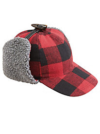 Pacific Trail� Sherpa-Lined Baseball Cap