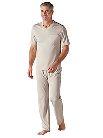 InstaDry™ Tee and Pants Pajama Set