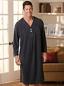 Arctic Bear� Fleece Nightshirts