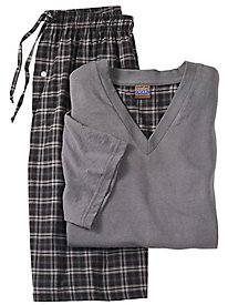 Comfort Casual 2-Pc Pajama Set