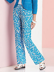 Salon Studio Fleur de Liz Dress Pants
