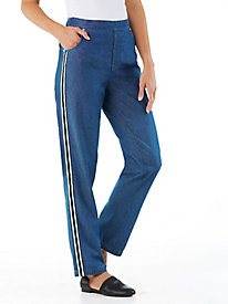 Vine-Sided Jeans