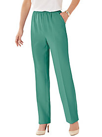 Sara Morgan� Poplin Pants