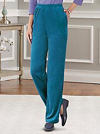 Comfort Corner� J'Adore Velour Pants