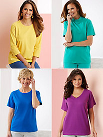 Women's Essential Tee Collection