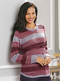 Ombre Marled Sweater
