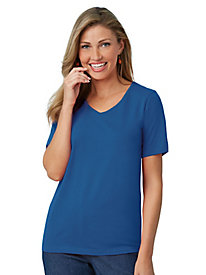 American Sweetheart® V-Neck Tee