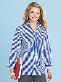 American Sweetheart® Striped Blouse