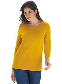 American Sweetheart� Long-Sleeve Crew Neck