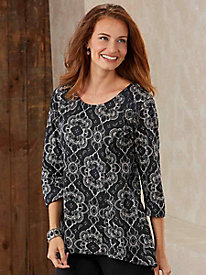 Paisley Swing Tunic