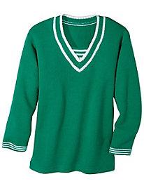 Sara Morgan™ Nautical Sweater