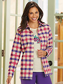 American Sweetheart� Flannel Twin Set