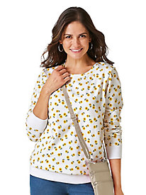 BocaBay� Cool Cotton Gauze Tunic