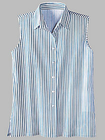 American Sweetheart� Sleeveless Oxford Shirt