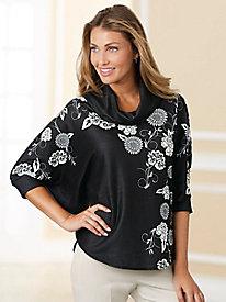 Kimono-Sleeve Top
