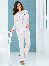 3-piece Pants Set
