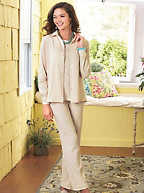 BocaBay? Cool Gauze 3-Pc. Pant Set