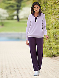 Comfort Corner� 2-Pc. Fleece-olgy Set