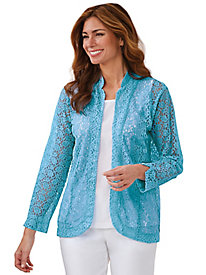 Forever Lace Jacket