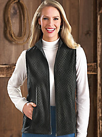 Feather Fleece� Quilted Vest