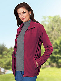 Feather Fleece� Jacket