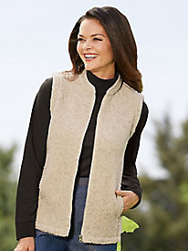 Berber Fleece Vest