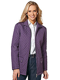 Jane Ashley® Quilted Jacket