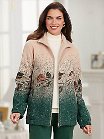 Picture Perfect-Fleece Jacket