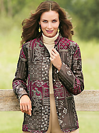 Tudor Court� Milano Tapestry Jacket