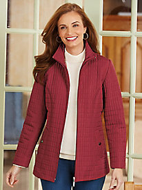 Tudor Court� Lightweight Quilted Jacket