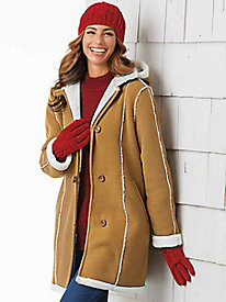 Totes® Sherpa-Lined Fleece Jacket