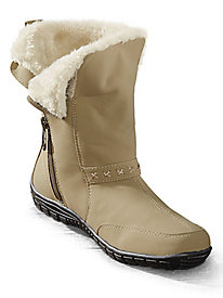Rain Dates� Fleece-Lined Boots