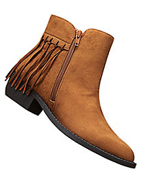 Bellini® Fringe Ankle Boots