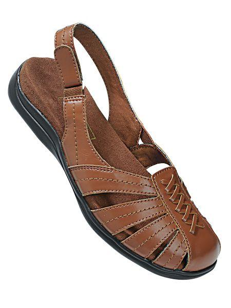mushrooms r 3 season sandals haband
