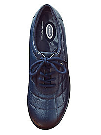 Dr. Scholl's� Quilted Leather Oxfords