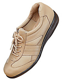 Dr. Scholl's� Leather Oxfords with Gel Cushioning