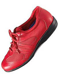 Dr. Scholl's® Leather Oxfords with Gel Cushioning