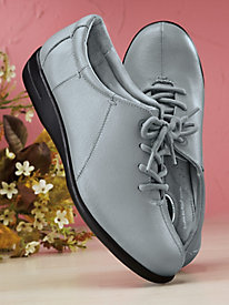 Dr. Scholl's� Leather Center Seam Oxfords
