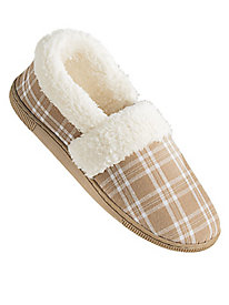 MoonBeams® Sherpa-Lined Slippers