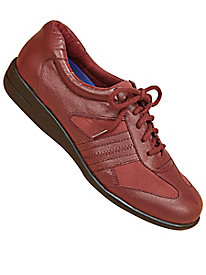 Dr. Scholl's® Comfort Gel Leather & Suede Oxfords