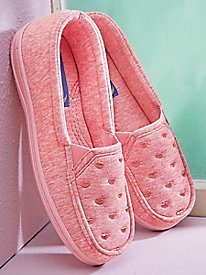Moonbeams® Heart Slippers