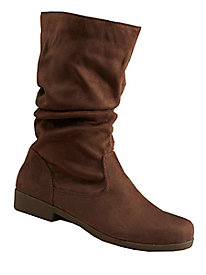 Beacon® Microsuede Slouch Boots