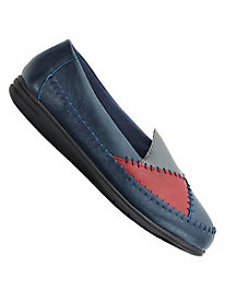 Beacon� Colorblock Leather Loafers