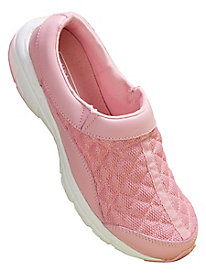 Mushrooms® Quilted Mesh Slip-On Casuals