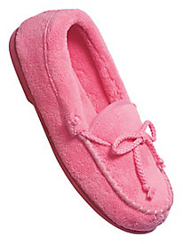 MoonBeams� Microterry Moccasins