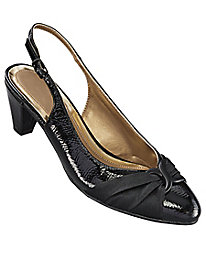 Soft Style By Hush Puppies® Dezaree Slingbacks by Haband