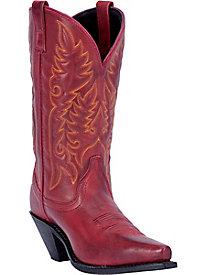 Laredo Women's Madison All Leather Cowboy Boot