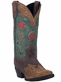 Laredo Women's Miss Kate All Leather Cowboy Boot