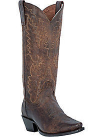 Dan Post Women's Santa Rosa All Leather Cowboy Boot