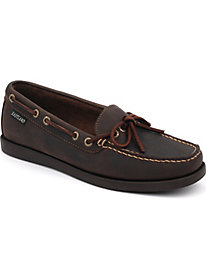 Women's Eastland Yarmouth Slip On Camp Moc